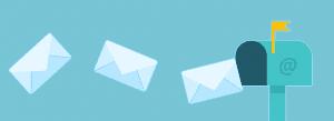 emails flying