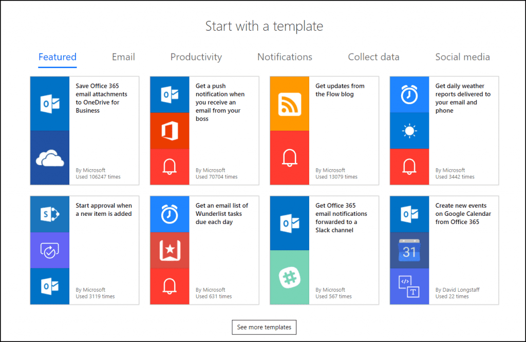Microsoft Flow: What is it and why should I use it with