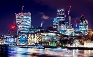 London Skyline GDPR