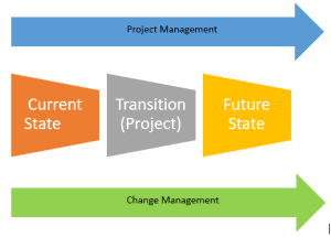 Project and Change Management Progress