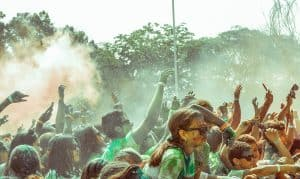 D365 Colour Run