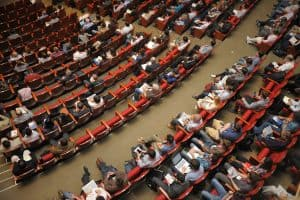 Membership Conference audience