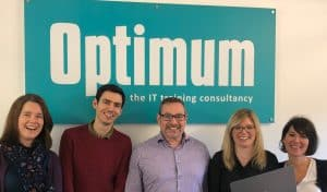 Optimum rocket CRM project team