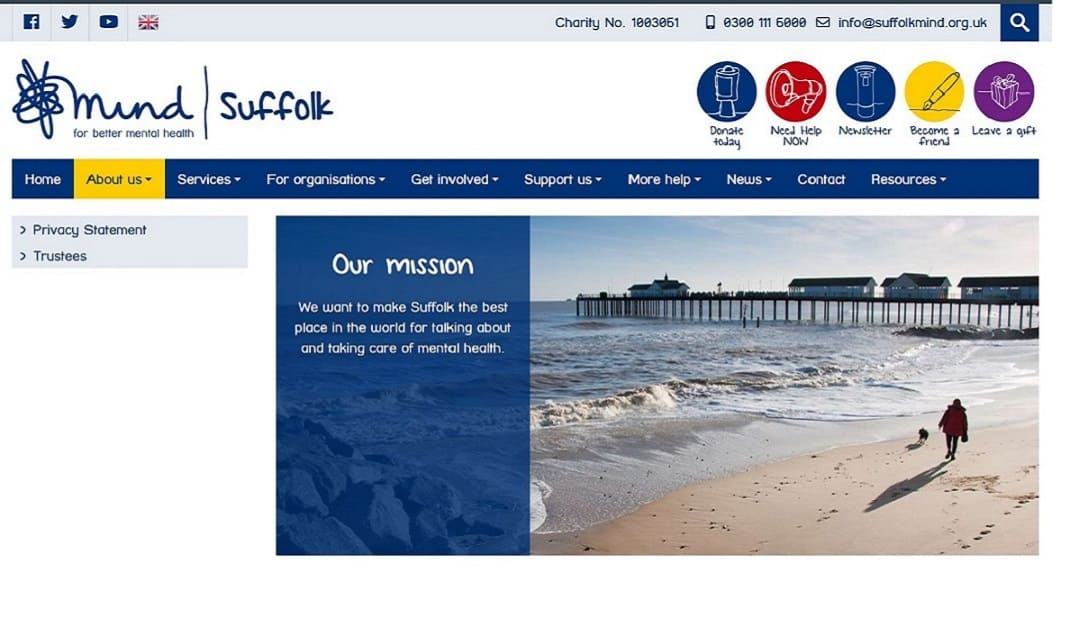 Suffolk Mind Project image