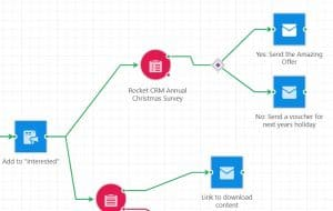 Processing Survey Responses in ClickDimensions